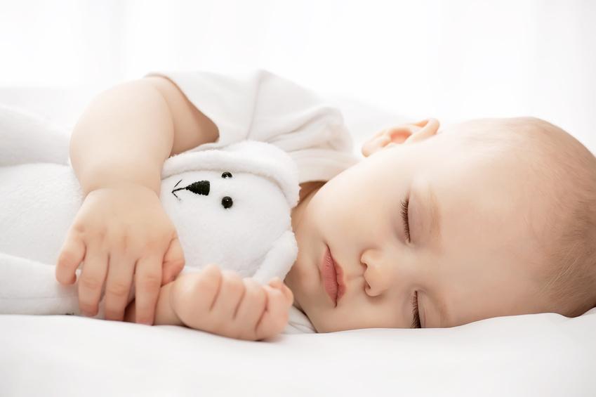 Le sommeil et le rythme des bébés