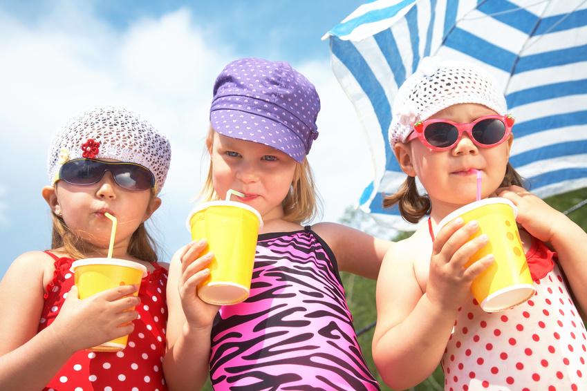 Conseils pour l'été : la chaleur…